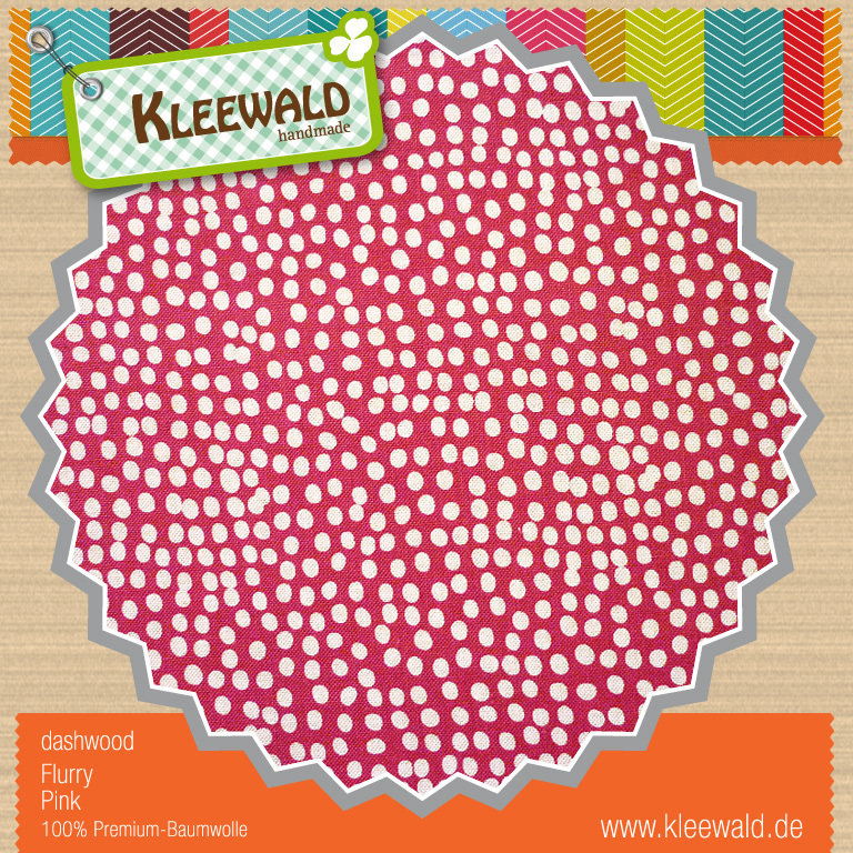 Petite Street - Flurry pink - by dashwood