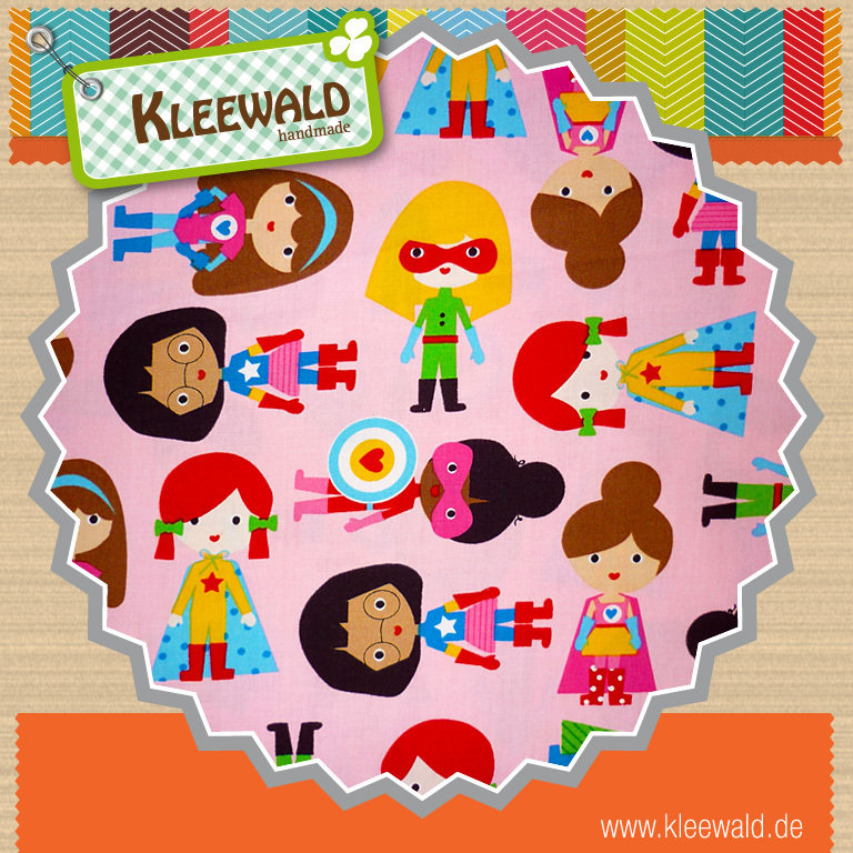 SUPER KIDS Adventure GIRLS - Robert Kaufman