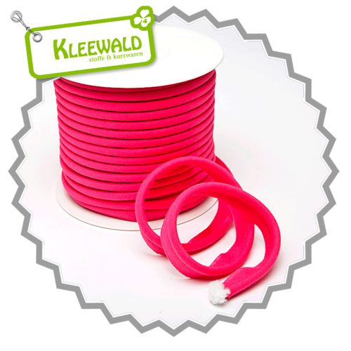 Paspelband 18 mm / pink