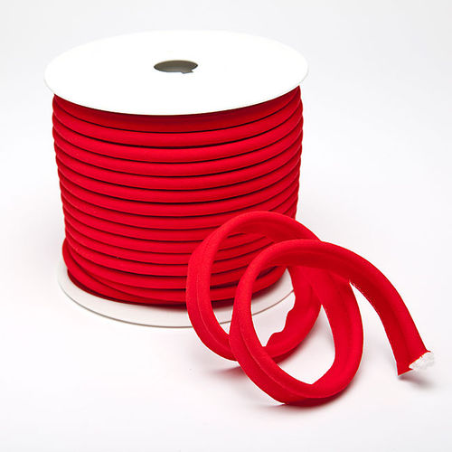 Paspelband 18 mm / rot