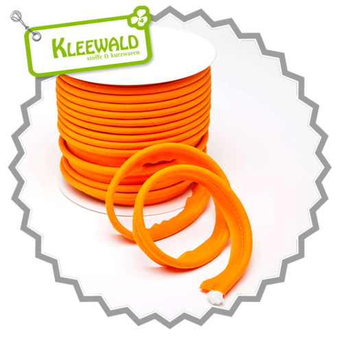 Paspelband 18 mm / orange