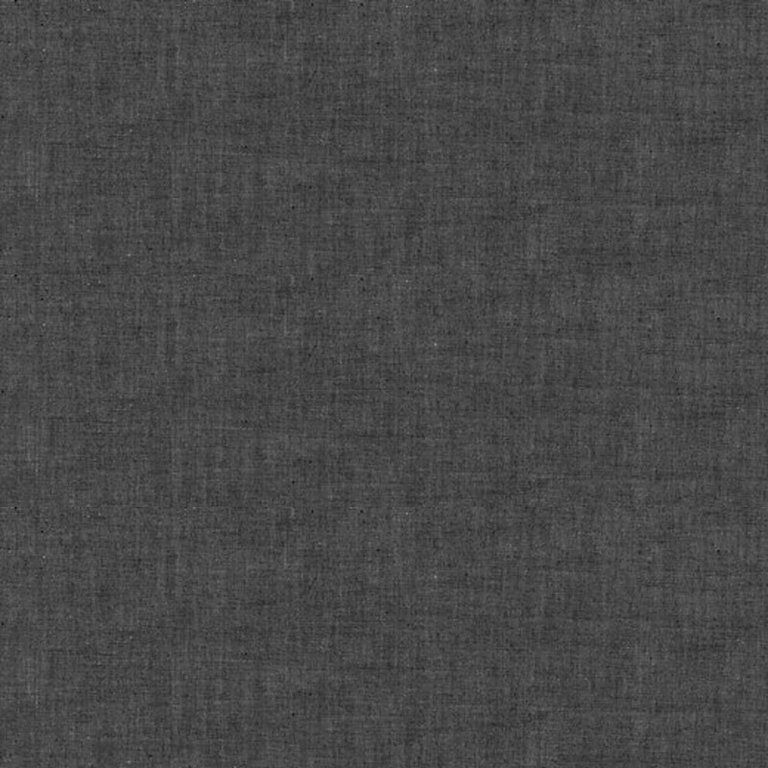 VINTAGE POPLIN YARN DYED • BLACK