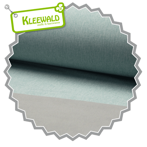 SOFTSHELL MELANGE / DUSTY MINT - wasserabweisend & winddicht