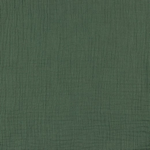 ORGANIC DOUBLE GAUZE UNI GREEN