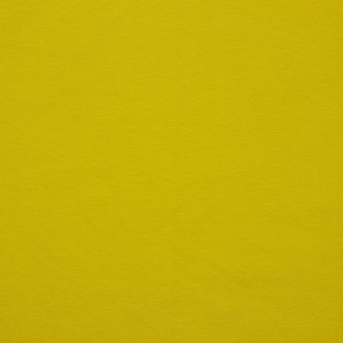 ORGANIC FRENCH TERRY • CHAMOIS YELLOW